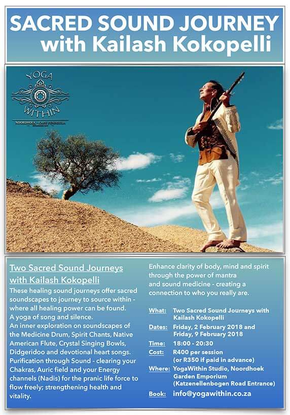 Sound Journey Kailash - Feb 2018
