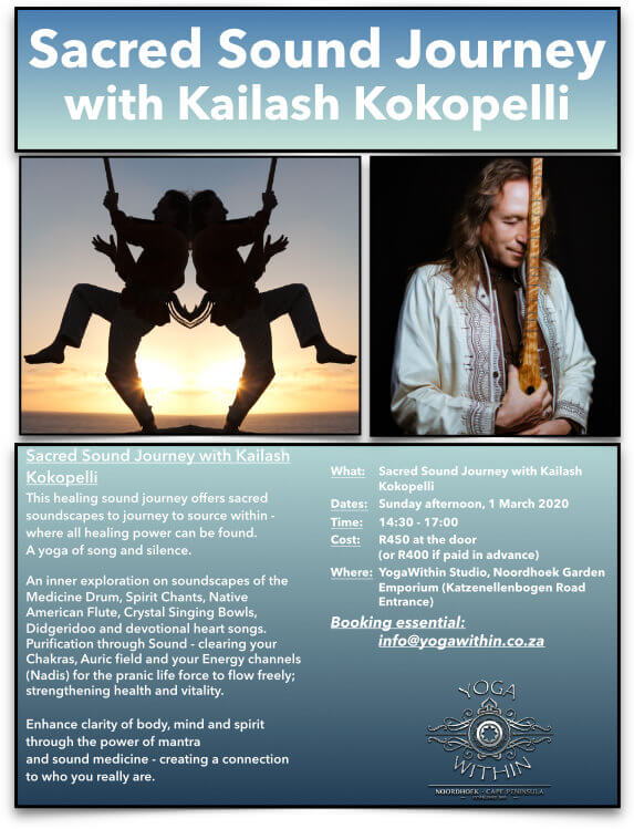 Kailash Sacred Sound - 1 March 2020